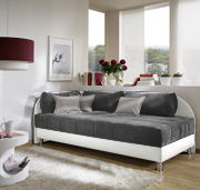 schlafsofas als g stebett oder t gliche schlafgelegenheit. Black Bedroom Furniture Sets. Home Design Ideas