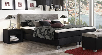 der moderne schlafzimmertyp einrichtungstipps im modernen stil. Black Bedroom Furniture Sets. Home Design Ideas