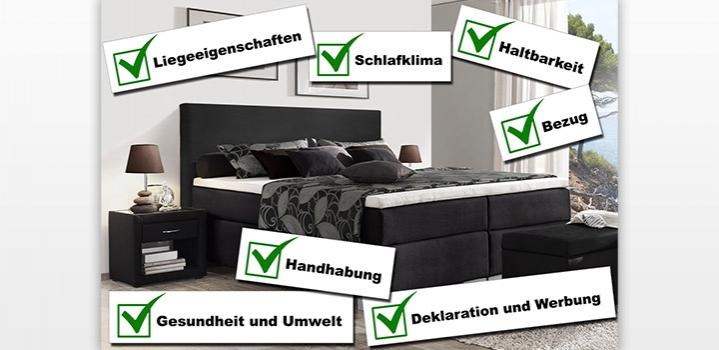 schlafmagazin von herzlich willkommen. Black Bedroom Furniture Sets. Home Design Ideas