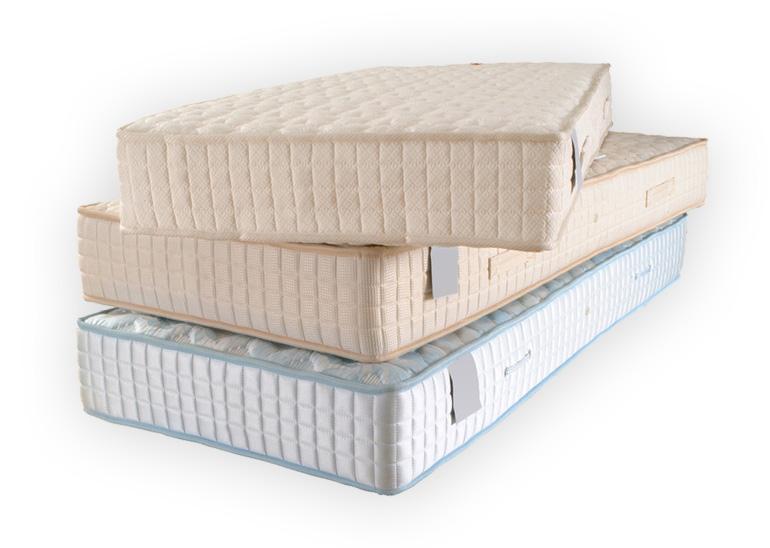 Matratzenstapel  Wie gut ist eine Federkernmatratze? | Betten.de Magazin