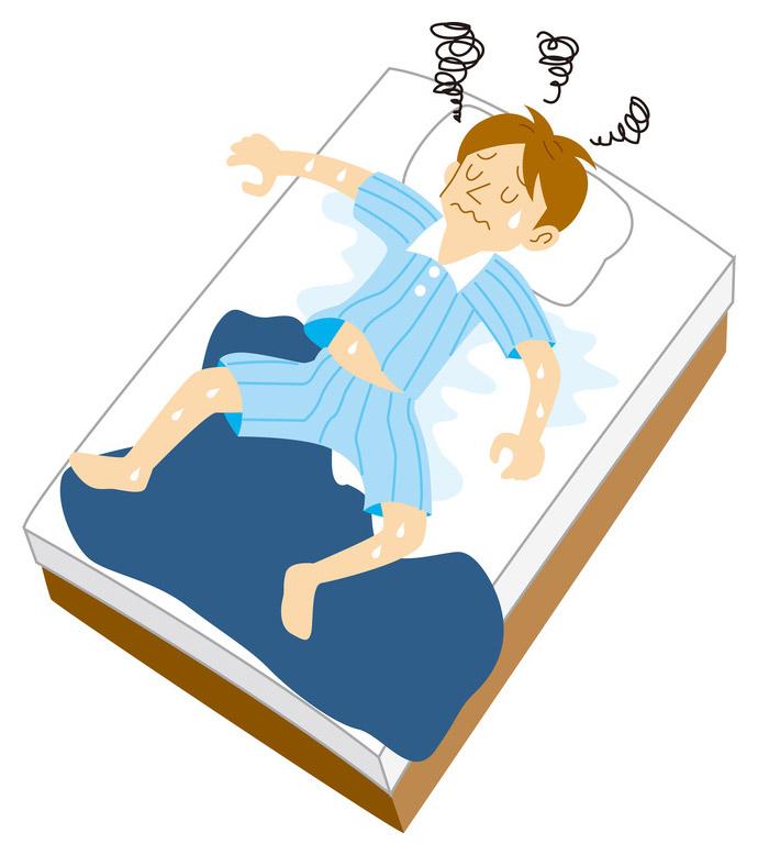 Schlafen bei extremer Hitze – wie Sie für erholsamen Schlaf sorgen