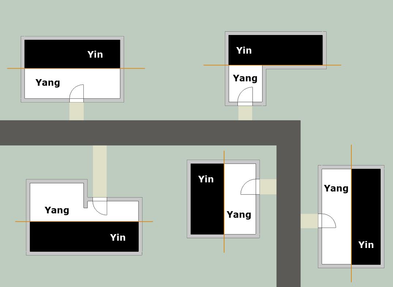 bett nach feng shui, schlafzimmer nach feng shui einrichten - hintergründe, tipps und infos, Design ideen