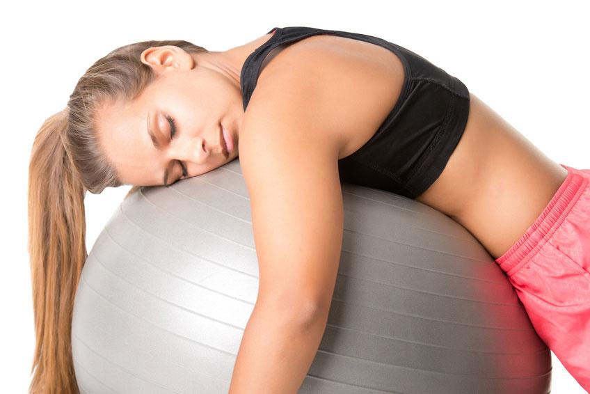 Tricks, um Gewicht zu verlieren, während Sie schlafen