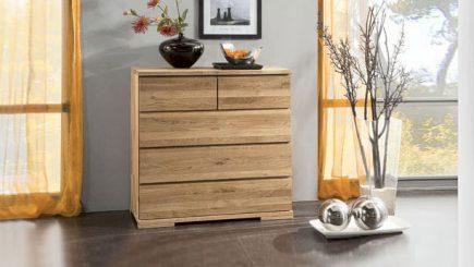 Holzarten im Möbelbau - massiv, teilmassiv, MDF und Co.