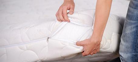 Tipps zur bettenpflege schlaf magazin for Como eliminar los acaros de la casa