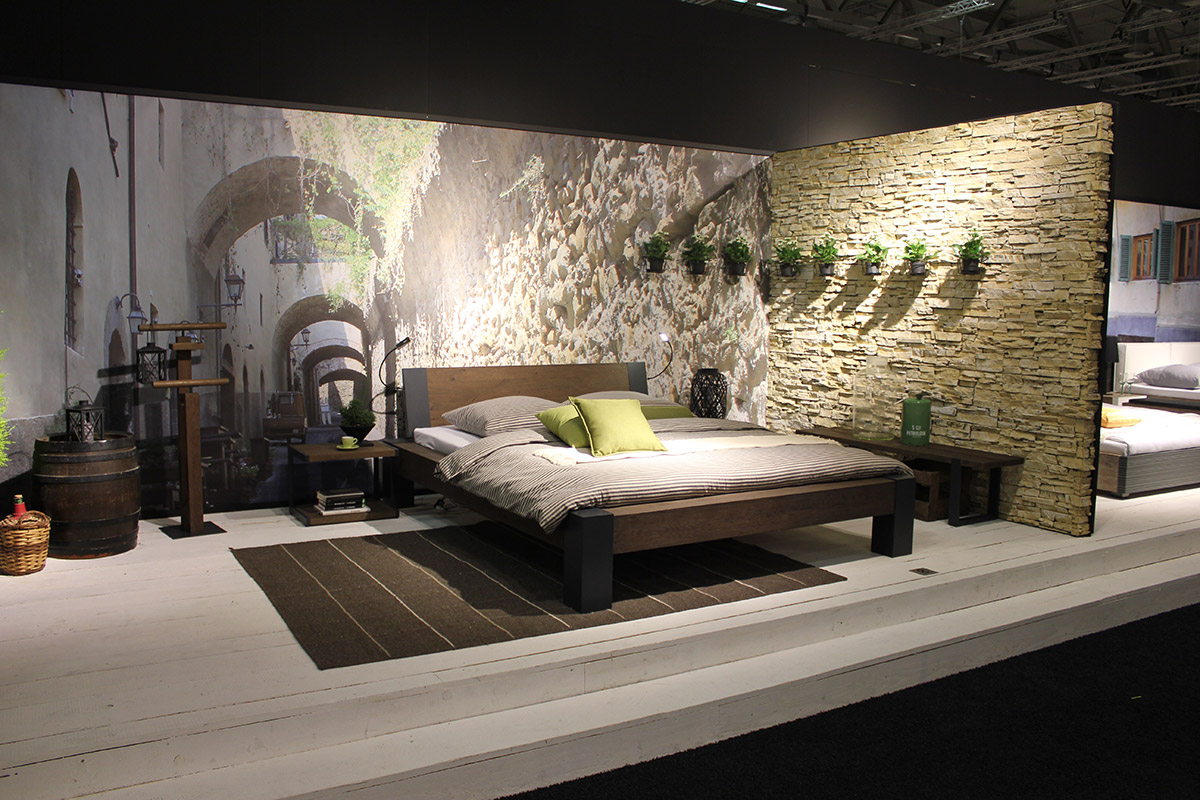 Superb Schlafzimmer Trends #3: Bettenausstellung Imm Cologne