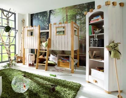 Anregungen f r altersentsprechende einrichtung von kinderzimmern - Kinderzimmer schulkind ...