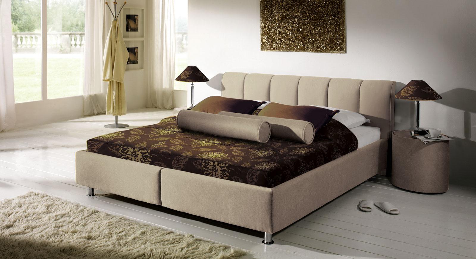 Wo Liegen Die Unterschiede Zwischen Polsterbetten Und Anderen Betten?