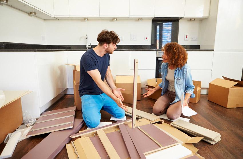 Aufbauservice Für Möbel Von Bettende
