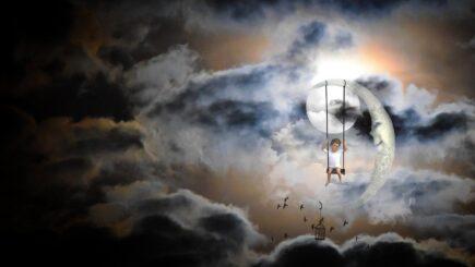Hast der Mond Auswirkungen auf den Schlaf?
