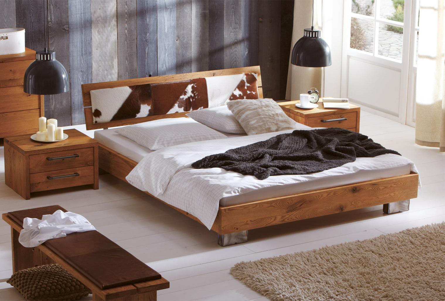 Exceptional Schlafzimmer Trends 2013 #5: Rustikal Eingerichtetes Schlafzimmer