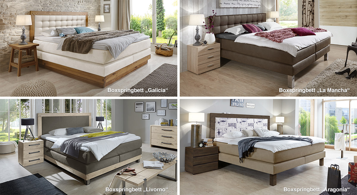 Schlafzimmer Trends 2016 #15: Boxspring-Trends 2015