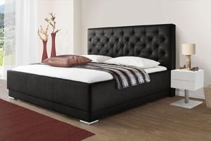 unsere polsterbetten im vergleich und test 2017. Black Bedroom Furniture Sets. Home Design Ideas