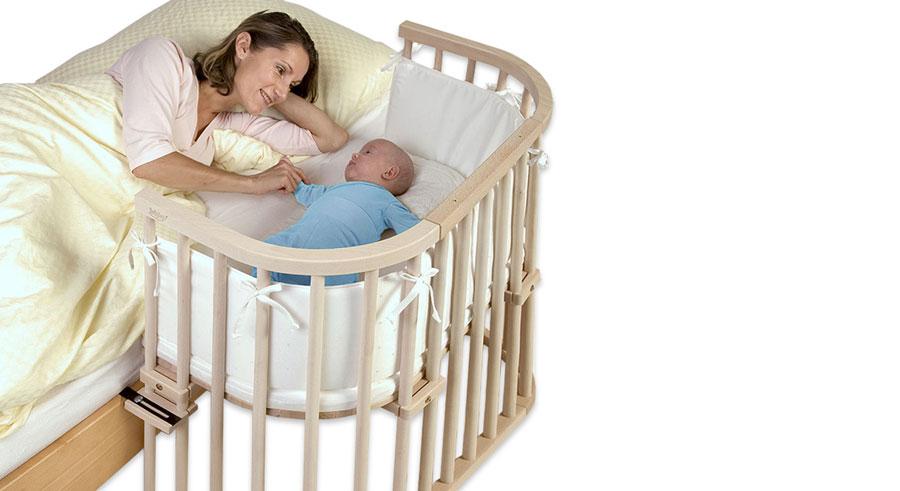 Babybett im Elternschlafzimmer – Ja oder Nein?
