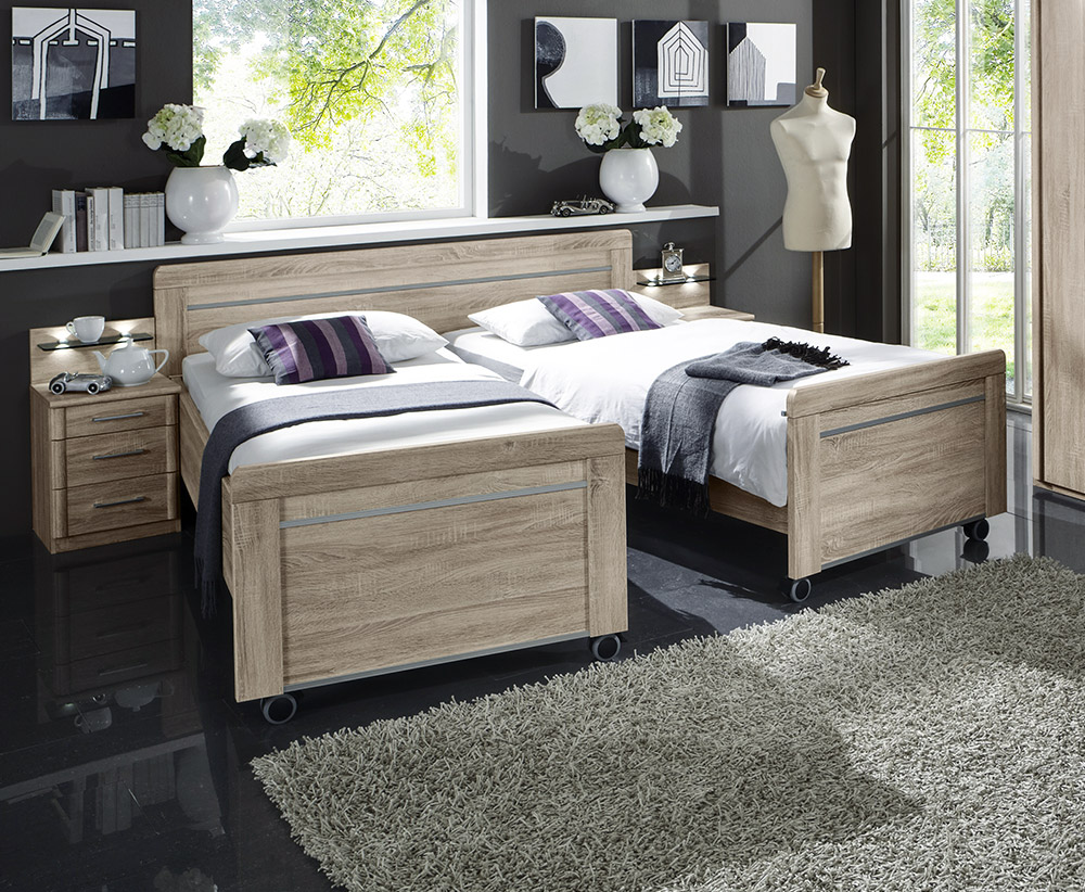 schlafzimmereinrichtung f r die zweite lebensh lfte. Black Bedroom Furniture Sets. Home Design Ideas