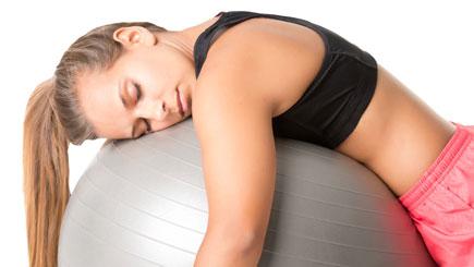 Schlafen, um Gewicht zu verlieren