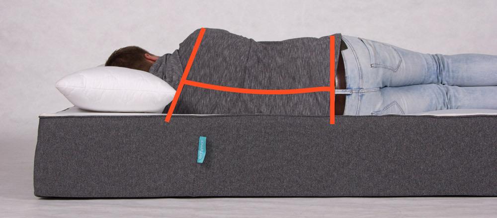 test betten kreatives haus design. Black Bedroom Furniture Sets. Home Design Ideas