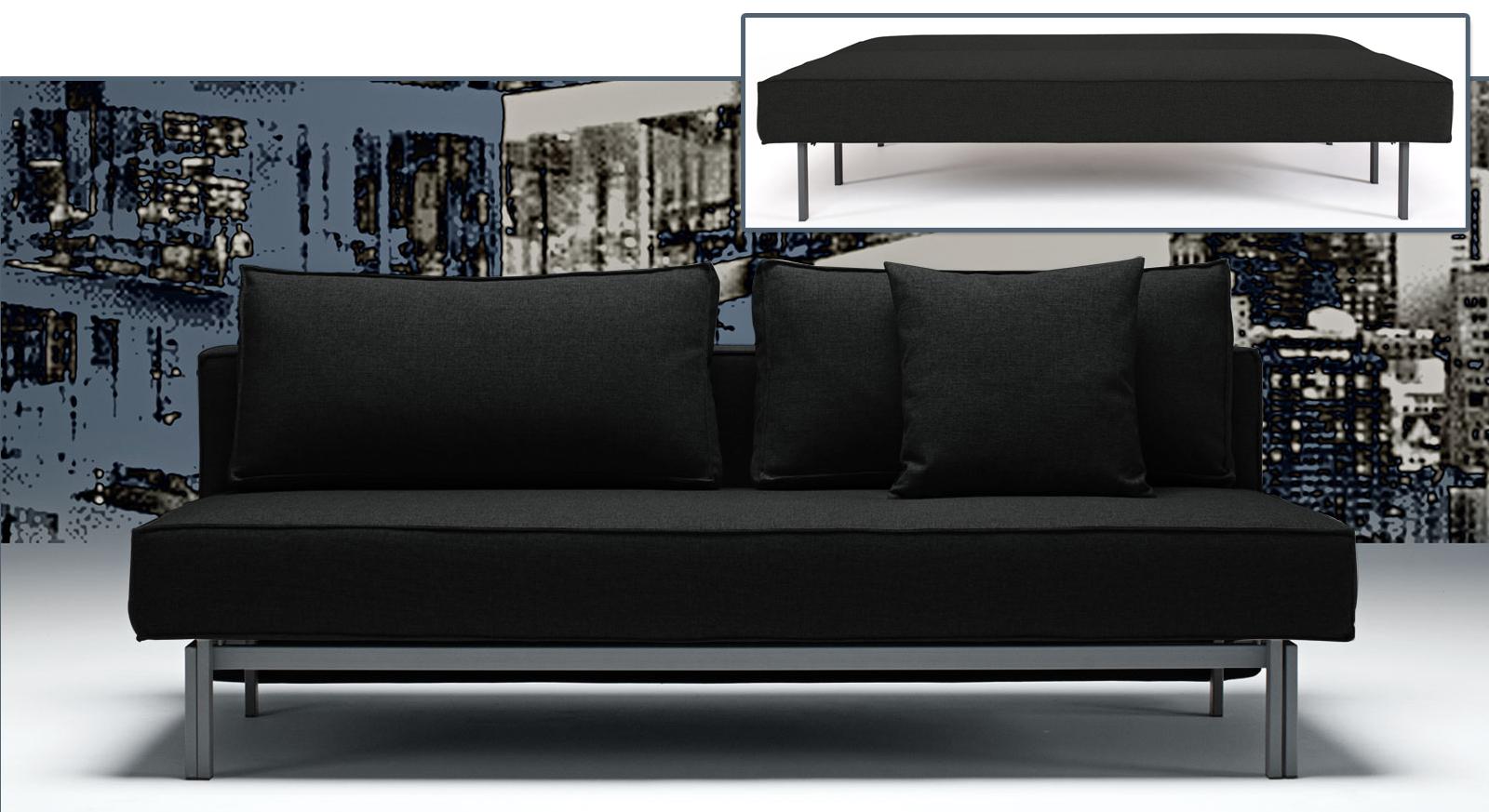 schlafsofa gro e liegefl che m belideen. Black Bedroom Furniture Sets. Home Design Ideas
